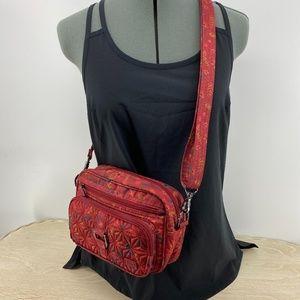 Lug Carousel Mini Cross-Body Bag Preowned